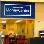 Wal-Mart's Money Center Gets Boost from Bank Protests