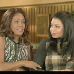Video: Whitney Houston and Jordin Sparks on their Roles in 'Sparkle'