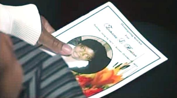 zurana horton funeral program