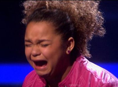 Rachel Crow Crying Crop