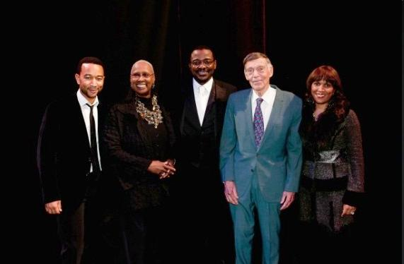 John Legend, Judith Jamison, Robert Battle, Paul Taylor, Kimberly B. Davis