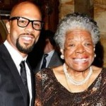 Maya Angelou's got Beef with Common