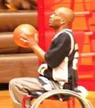 dmx (in-wheelchair)