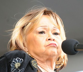 etta james closeup