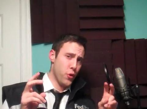 fedex song guy