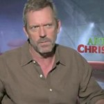 Hugh Laurie Speaks about 'Arthur Christmas' with Atta Girl (Danai Maraire)