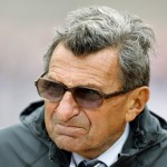 Former Penn State Coach Joe Paterno Suffering From Lung Cancer