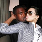 Kanye Was 'Dying to Kiss' Kim K. at Throne Afterparty?