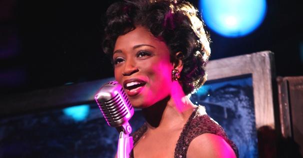 "Tony nominee Montego Glover of ""Memphis"""