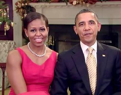 michelle & barack obama