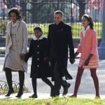 Obama Girls Not Into Facebook…Yet; President Reveals TV Faves