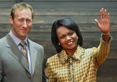 peter mackay and condoleeza rice