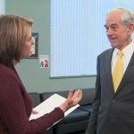 Video: Ron Paul Ditches CNN Over Racist Newsletter Questions