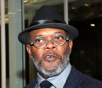 Actor Samuel L. Jackson turns 63 today