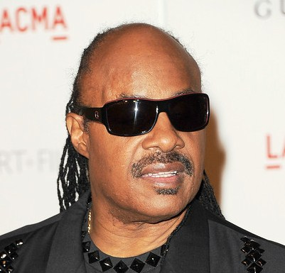 Stevie Wonder attends LACMA's Art And Film Gala Honoring Clint Eastwood And John Baldessari at LACMA on Nov. 5, 2011 in Los Angeles