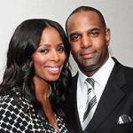 Tasha Smith is Enjoying Wedded Bliss