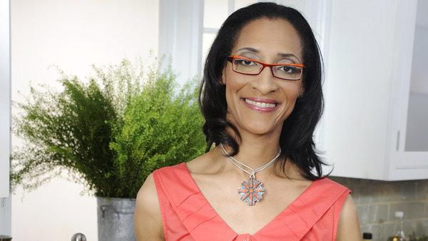 "Carla Hall of ABC's ""The Chew"""