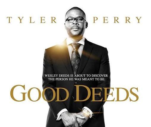 tyler perry (good deeds poster)
