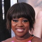 Viola Davis, Octavia Spencer Attend 'The Help' Holiday Party