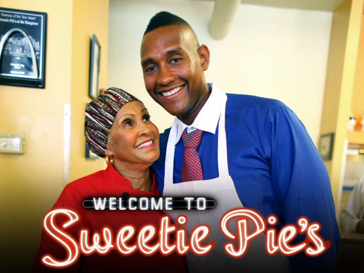 Miss Robbie and Tim at Sweetie Pie's on July 17, 2011 in St. Louis, Missouri.