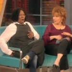 Video: Whoopi Goldberg Denies Farting on Live TV