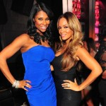 Jennifer Williams and Evelyn Lozada Part Ways