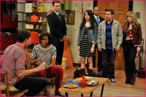 michelle obama ('icarly')