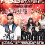 The UK Corner Event Preview: RnB superstars 2 SWV, Ginuwine, Dru Hill and Silk in Super Gig