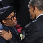 Obama Gets Warm Welcome at Spike Lee's Fundraiser