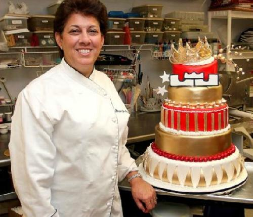 althea hickman & king cake