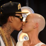 Amber Rose, Wiz Khalifa Ready to Wed, but Too Busy