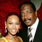 Mathew Knowles and Beyonce Reunite at Blue Ivy Birth