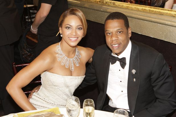 beyonce and jay-z dressed up