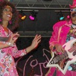 EUR on the Scene: Bootsy Collins Funky Gooves at 2012 NAMM Show