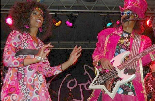 patty collins & bootsy collins
