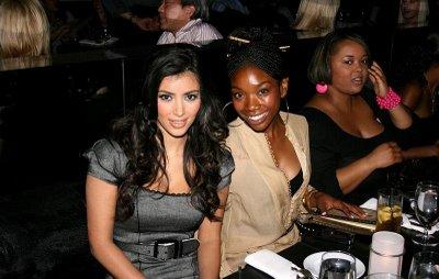 kim kardashian and brandy