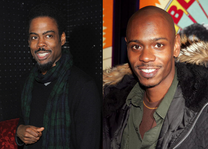 chris rock and dave chappelle