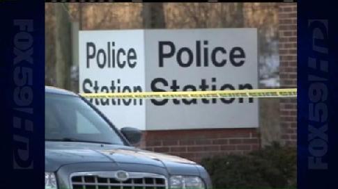 detroit police station