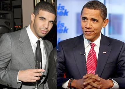 drake & obama