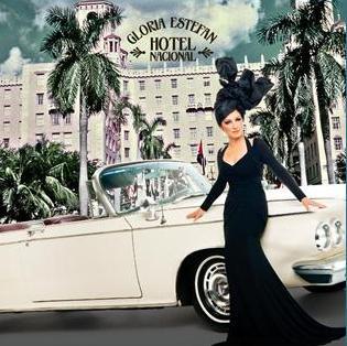 gloria estefan hotel nacional cd cover