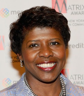 Gwen Ifill,correspondent of quot;The PBS NewsHourquot; attends the 2011 Mat