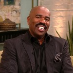 Steve Harvey Working on New Talk Show