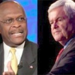 Herman Cain Endorses Newt Gingrich