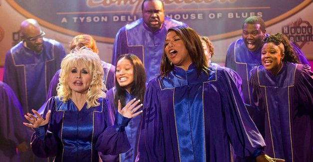 The Alcon Entertainment presentation Joyful Noise, distribuited by Warner Bros.