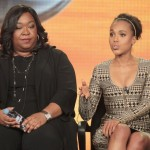 Washington, Rhimes Clean Up DC's Hot Messes in ABC's 'Scandal'