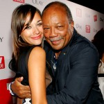 Quincy Jones Nearly Outshines Daughter Rashida at Sundance