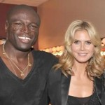 Seal Loses (Cold) Bet to Wife Heidi Klum