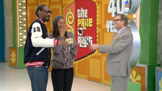 snoop dogg (price is right)
