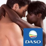 South African Tempers Flare Over Interracial Poster