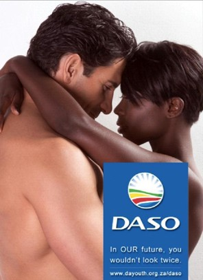 south africa interracial